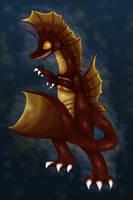 Titanosaurus by PlagueDogs123