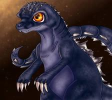 Godzilla Jr. by PlagueDogs123