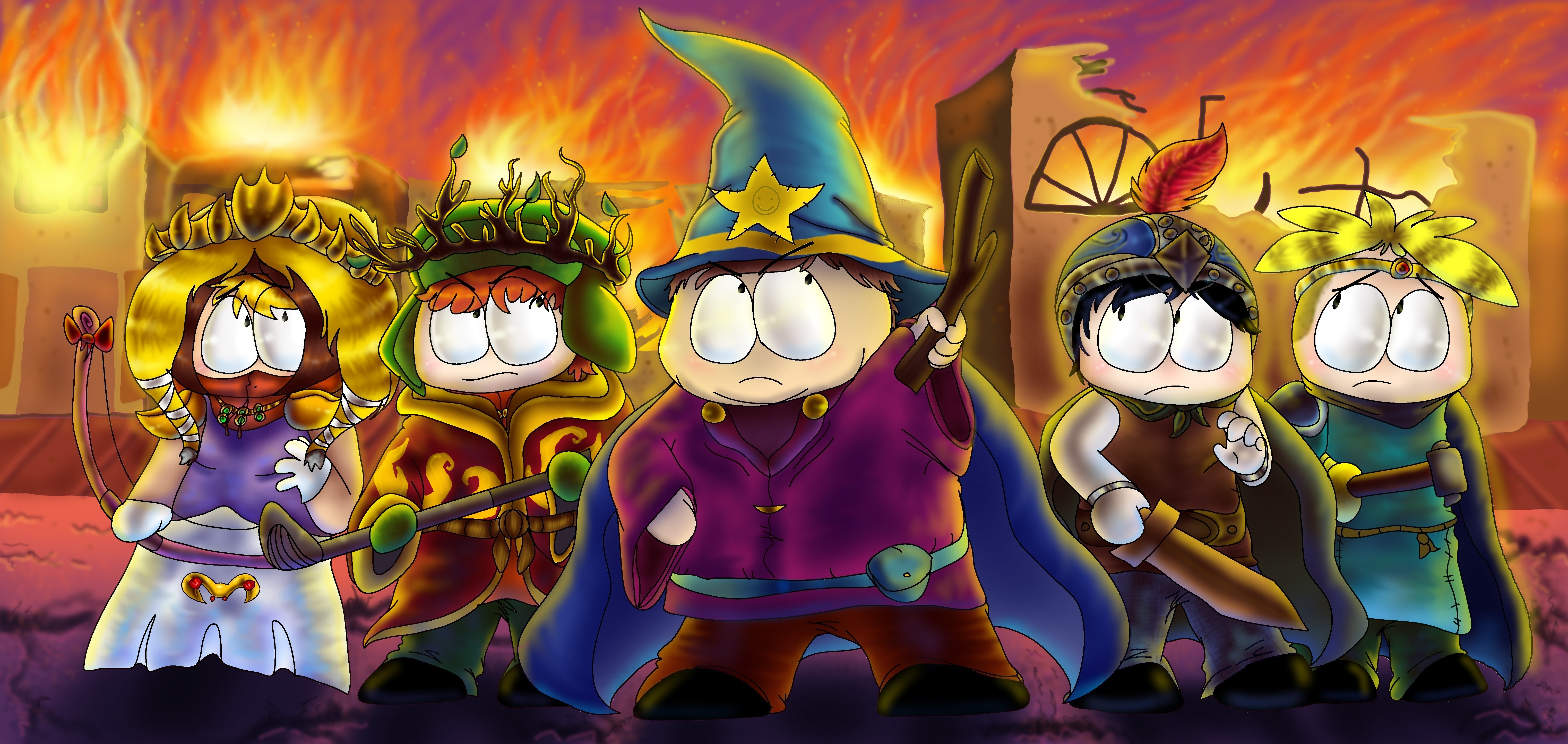 South Park The Sick Of Truth By Plaguedogs123 On Deviantart