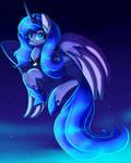 Young Princess Luna