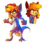 Winnie The Werewolf