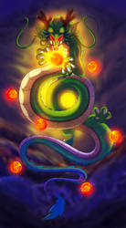 Shenron by PlagueDogs123