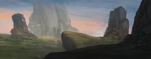 New Horizons | Environment Concept Art
