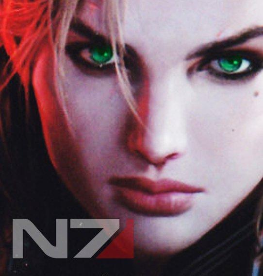 Blond Shepard by Razz8