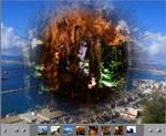XML flash slideshow gallery