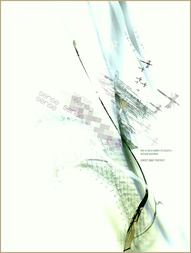 Senses by darulian