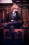 APH - sit in Busby's chair