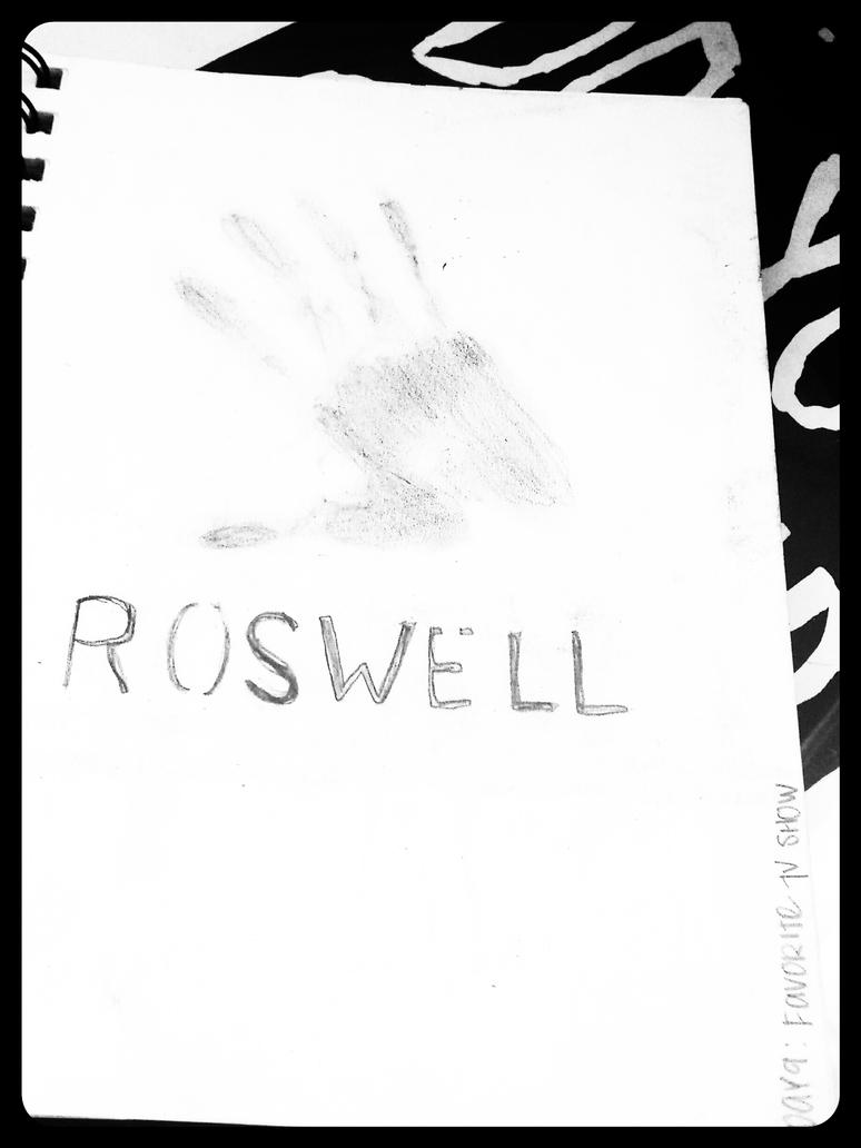 30 Day Drawing Challenge - Day 09: Roswell by calidearie
