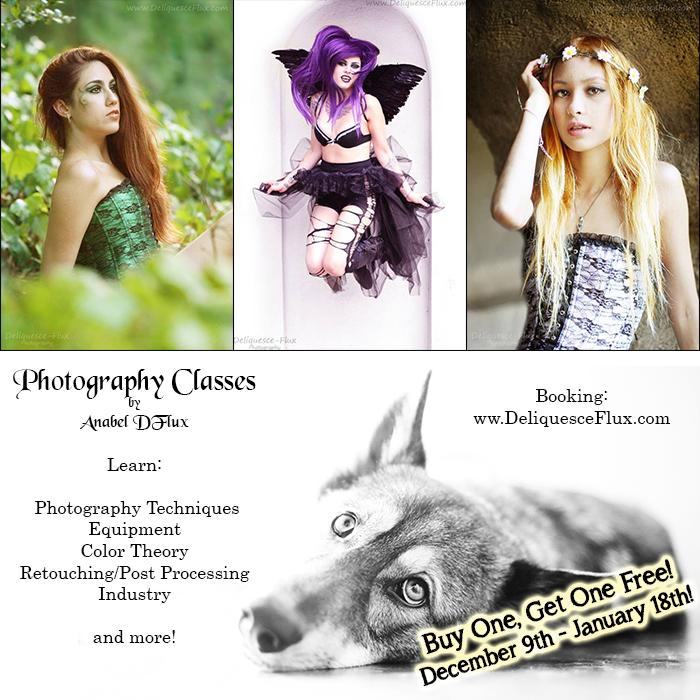 Photography Classes by Deliquesce-Flux