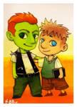 Buddies: Doug and Roger