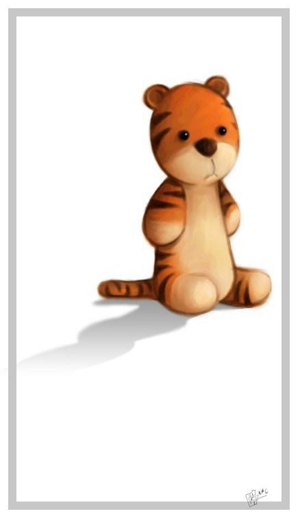 Hobbes by happychild