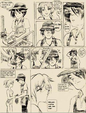 Una  anecdota Real by senshimangaka