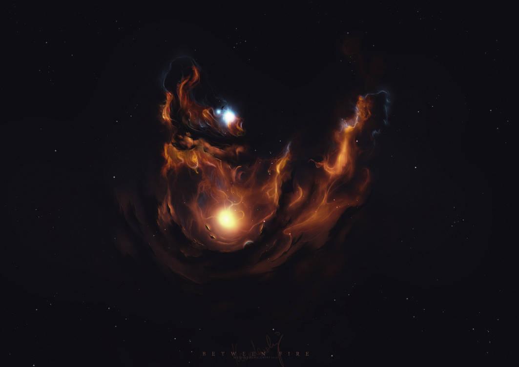 Between Fire