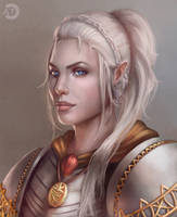 Lathander, Cecilia [CM] by bearcub