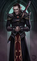Dark Elf Sell Sword