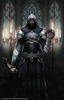 [CM] Heirs Of The Wizard King - Black Wizard by bearcub