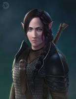 [CM] Zenaida Ruallinn'zara by bearcub