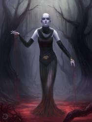 [CM] Thyra AnaFiur by bearcub