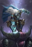 [CM] Zalgrand Onyxthorn by bearcub