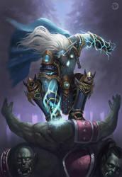 [CM] Zalgrand Onyxthorn