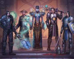 [CM] Karazhan Dungeon group