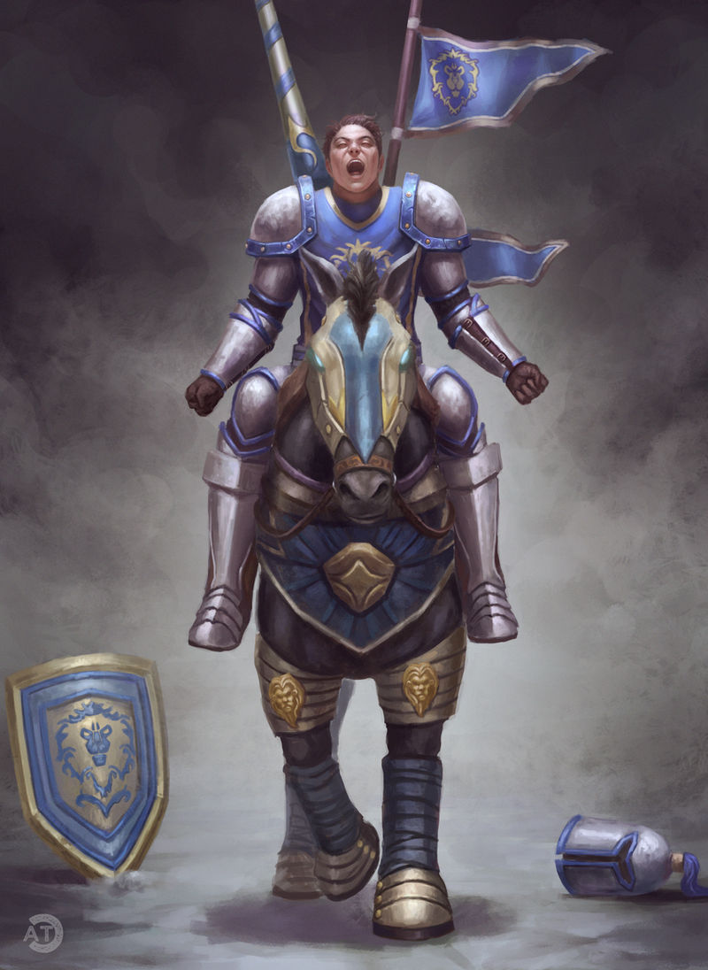 [CM] Alliance Lancer