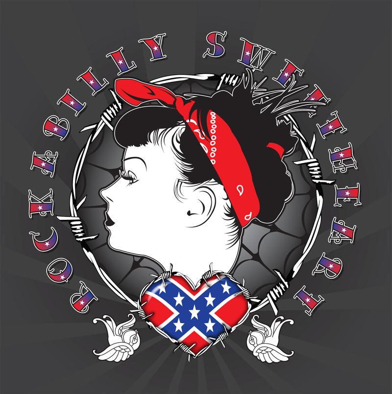 Rockabilly Wallpaper: Rockabilly Sweetheart By Satansbrand On DeviantArt