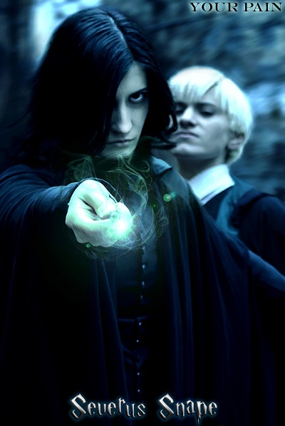 Severus Snape:Defender by Eternal-Jesus