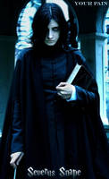 Severus Snape: Vicious
