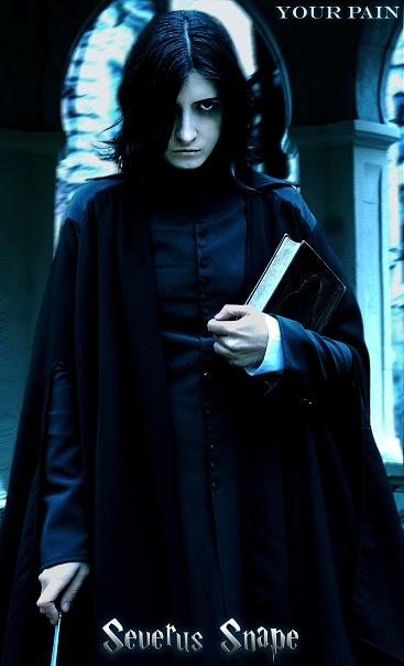 Severus Snape: Vicious by Eternal-Jesus