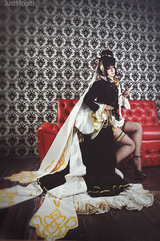 xxxHolic: Witch by Eternal-Jesus