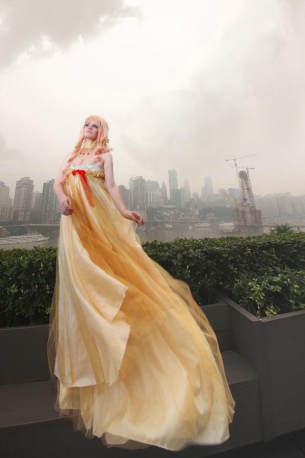 MacrosFrontier:Galactic Fairy by Eternal-Jesus