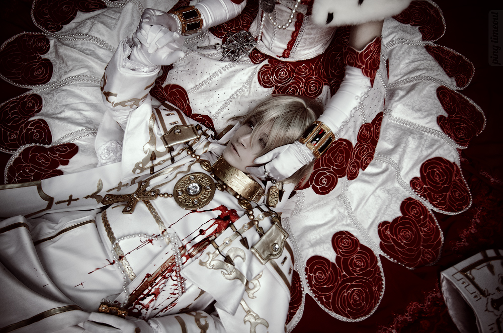 Trinity Blood:Fatality by Eternal-Jesus