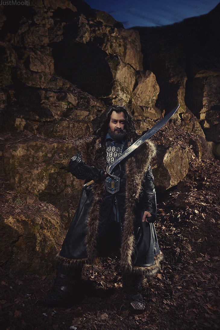 The Hobbit: Thorin by Eternal-Jesus