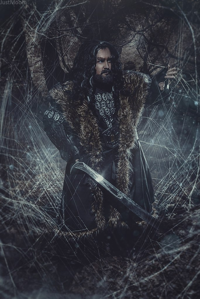 The Hobbit: Mirkwood by Eternal-Jesus