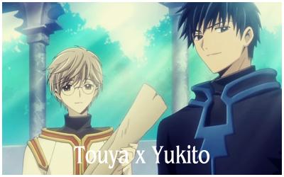 Touya x Yukito ID by Touya-x-Yuki-Club