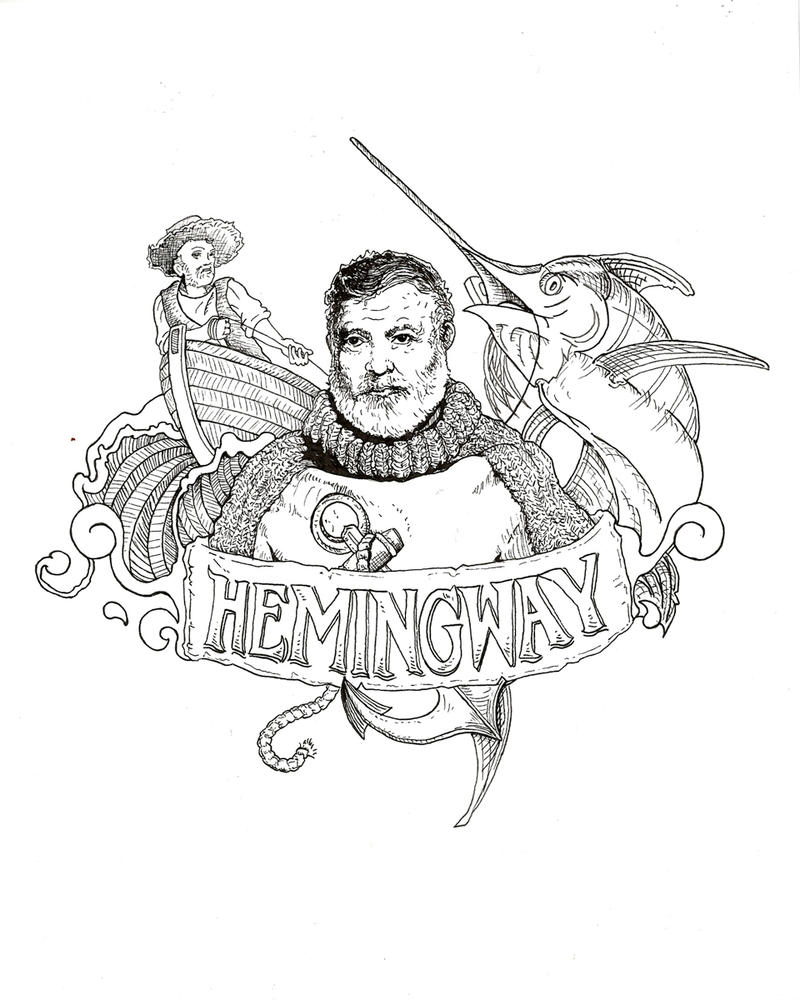 my old man by hemingway Analysis in our time (1925)  'my old man'  hemingway hero,' and philip young observes that nick has 'much in common' with his creator and was.