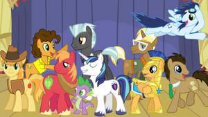 Male Ponies