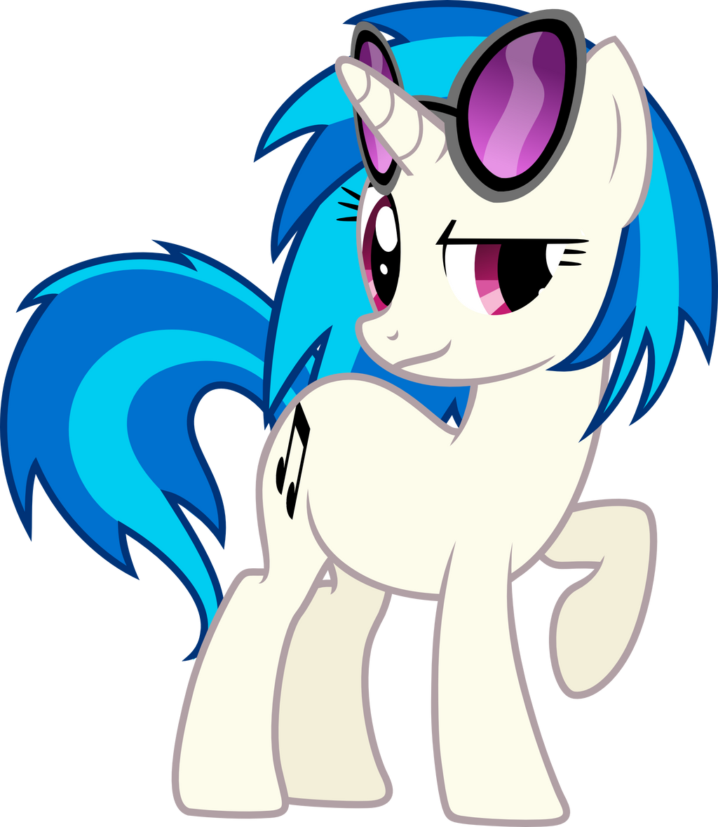 DJ Pon-3 | My Little Pony Friendship is Magic Wiki ...