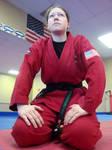 Karateka 08-kneel