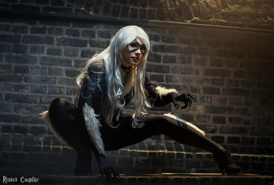 Black Cat - Kitty got claws by Rinaca-Cosplay