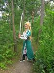 Sylph warrior