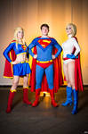 Heroes from Krypton