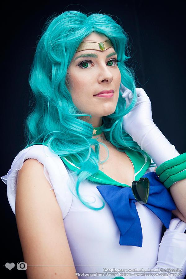 Sailor Neptune by Rinaca-Cosplay