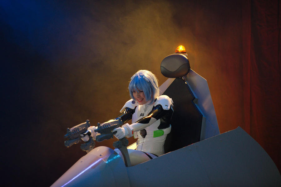 Critical Damage by Rinaca-Cosplay
