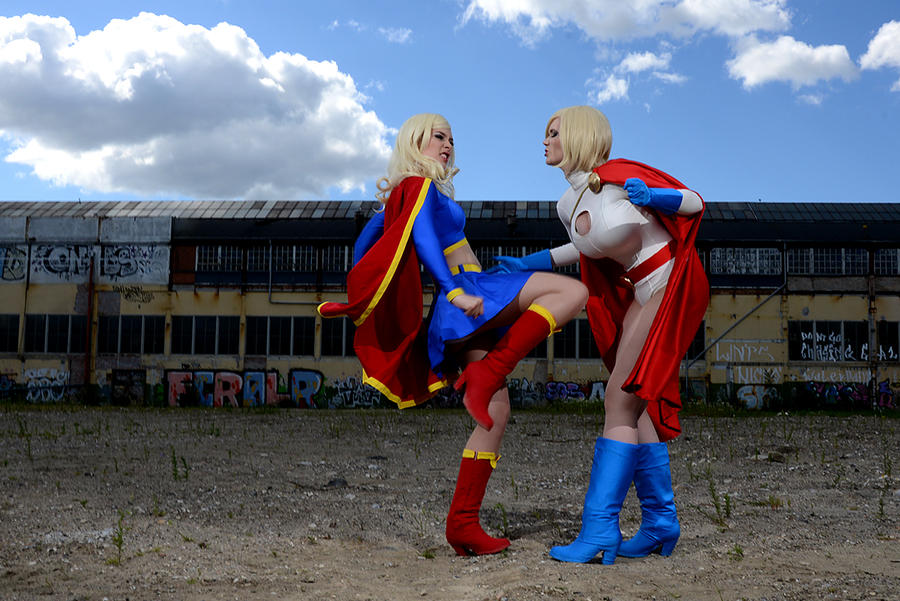 Super Fight by Rinaca-Cosplay