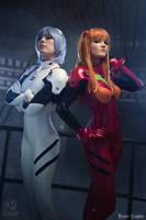 Neon Genesis Evangelion by Rinaca-Cosplay