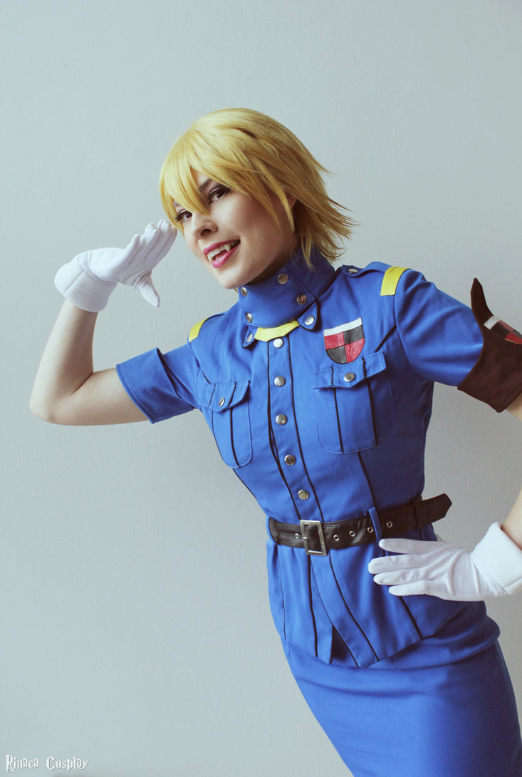 Yes sir, master! by Rinaca-Cosplay