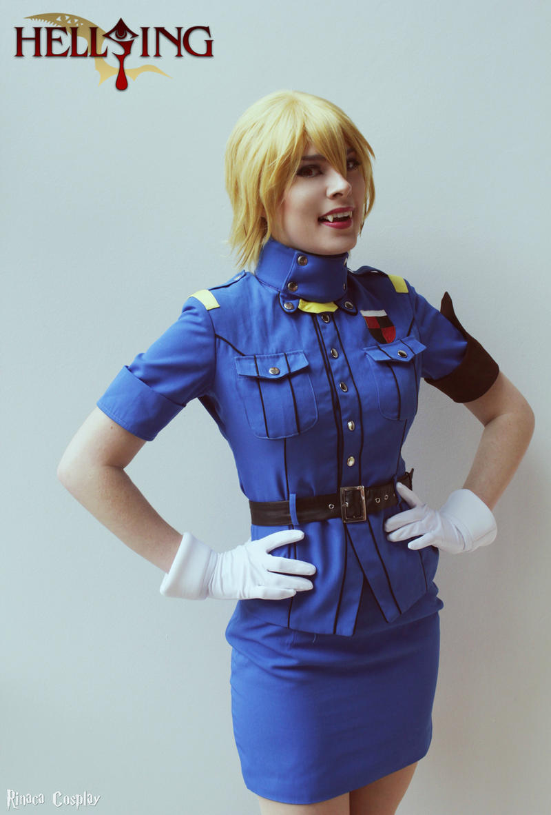 Police Girl by Rinaca-Cosplay