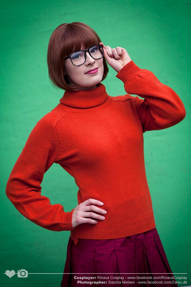 Velma Dinkley by Rinaca-Cosplay